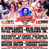 UPDATED (10/11): Poster-Mania!!! This Week's Lucha Shows!!! (10/6/14 thru 10/12/14)
