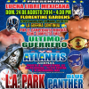 UPDATED (8/23/14): Poster-Mania!!! This Week's Lucha Shows!!! (8/18/14 thru 8/24/14)