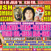UPDATED (7/5, 8:03 pm PDT): Poster-Mania!!! This Week's Lucha Shows! (6/30/14 thru 7/6/14)