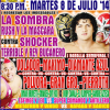 UPDATED (7/13/14) Poster-Mania!!! This Week's Lucha Shows!!! (7/7/14 thru 7/13/14)