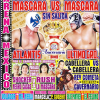 UPDATED (9/20 2x): Poster-Mania!!! This Week's Lucha Shows!!! (9/15/14 thru 9/21/14)
