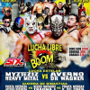 UPDATED (11/28): Poster-Mania!!! This Week's Lucha Shows!!! (11/24/14 thru 11/30/14)