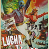 Poster-Mania!!! This Week's Lucha Shows!!! (7/27/15 thru 8/2/15)