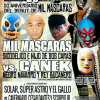UPDATED (7/23 2x): Poster-Mania!!! This Week's Lucha Shows!!! (7/21/14 thru 7/27/14)