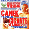UPDATED (6/28): Poster-Mania!!! This Week's Lucha Shows!!! (6/23/14 thru 6/29/14)