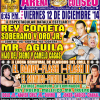 UPDATED (12/13) Poster-Mania!!! This Week's Lucha Shows!!! (12/8/14 thru 12/14/14)