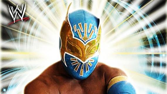 صور المصارع الجديد Sin Cara صور النجم الجديد