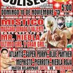 CMLL 11/10/13