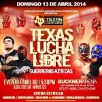 Texas Lucha Libre 4/13/14