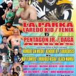 Arena 4 Caminos 4/7/14