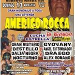Arena Azteca Roberto Weeks 935 4/13/14
