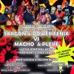 Arena Campestre 4/12/14
