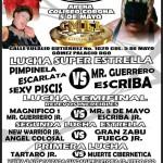 Arena Coliseo Corona 5 de Mayo 4/12/14