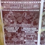 Arena Coliseo SLP 4/13/14