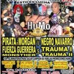 Arena Cuautepec 4/13/14