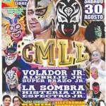 Arena Cuautepec 8/30/14