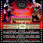 Arena El Bombero 4/13/14