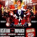 Arena Juba Reynosa 4/12/14