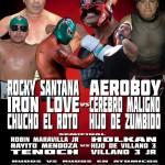 Arena Lopez Mateos 4/13/14