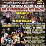 Arena Roberto Paz 4/12/14