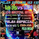 Arena Terraza Chapis 8/29/14