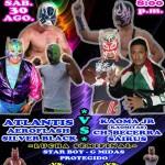Arena Universal 8/30/14