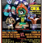 Centro Cultural Miguel Sabido 8/31/14
