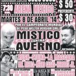 CMLL 4/8/14