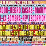 CMLL 4/11/14