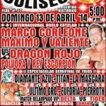 CMLL 4/13/14