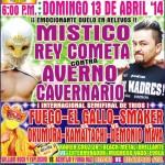CMLL GDL 4/13/14