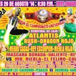 CMLL 8/29/14