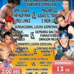 Coliseo Coacalco 4/13/14