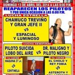 Deportivo Lee Roy 4/13/14