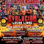 Evolucion (TJ) 8/30/14