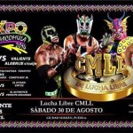 Expo Chalchicomula 8/30/14