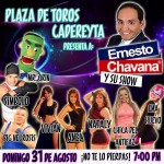 Plaza de Toros Cadereyta 8/31/14