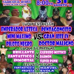 Arena Azteca 8/31/14