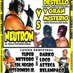 Arena Azteca Roberto Weeks 935 8/31/14