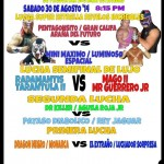 Arena Coliseo Corona 8/30/14