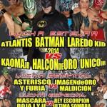 Arena Coliseo Corona 8/31/14