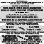 Arena Coliseo Guatemala 8/30/14