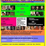 Arena Coliseo Papa Milo 8/31/14