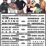 Arena El Bombero 8/31/14