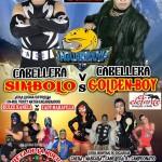 Arena El Jaguar  8/31/14