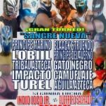 Arena La Loba 8/31/14