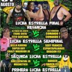 Arena Nueva Brasil 8/31/14