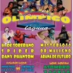 Arena Olimpico Laguna 8/28/14
