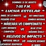 Arena Proyeccion 2000 8/31/14