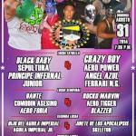 Arena Union 8/31/14
